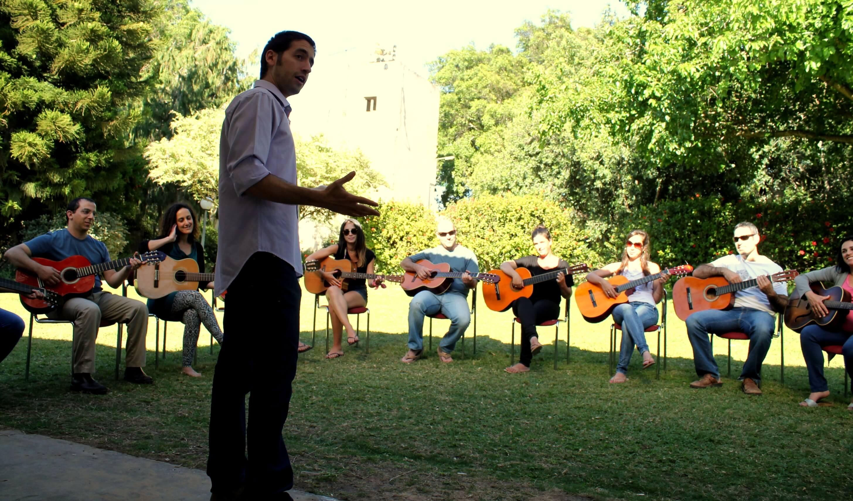 מורה לגיטרה בחולון
