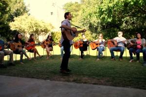 מורה לגיטרה בכפר סבא - קורס גיטרה