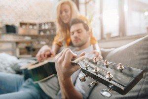 מורה לגיטרה
