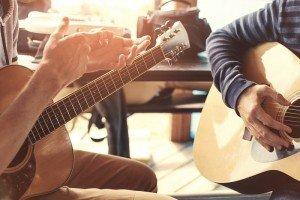 שיעורי גיטרה